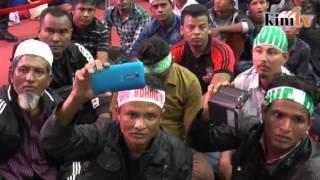 Myanmar gertak, saya tak peduli kata Najib