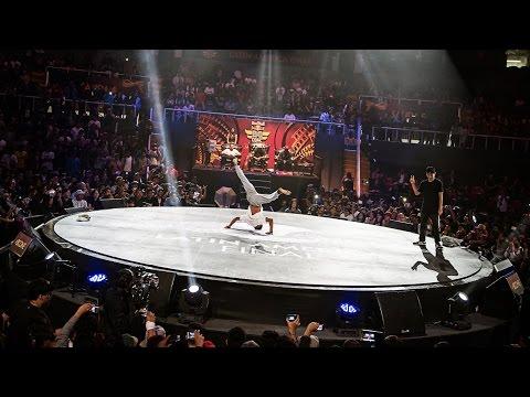 Piedrita VS Kapu - Red Bull BC One Latin America Final 2015