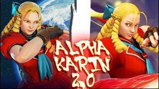 ดาวน์โหลดเพลง Street Fighter V Pc Mods - Alpha Karin (test) หรือฟัง
