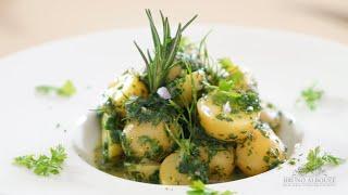 Herb Garden Potatoes – Bruno Albouze – THE REAL DEAL