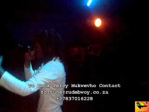 Percy Mukwevho  at Mesina Show Ground - July 2011