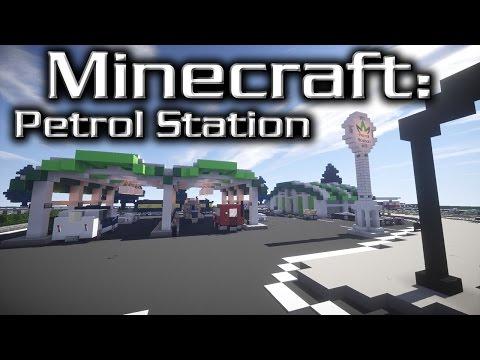 Let's Build: A Petrol Station Ep1 - The Pumps (Part 1)