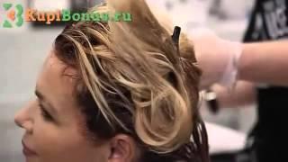 Демонстрация результатов окрашивания волос косметикой Napura. Трихоскоп Aramo Sg.(, 2013-05-22T18:45:02.000Z)