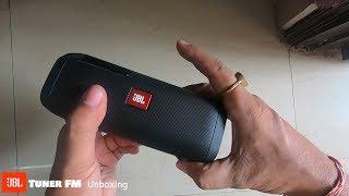 JBL Tuner FM Unboxing | JBL Bluetooth Speaker | TechVine