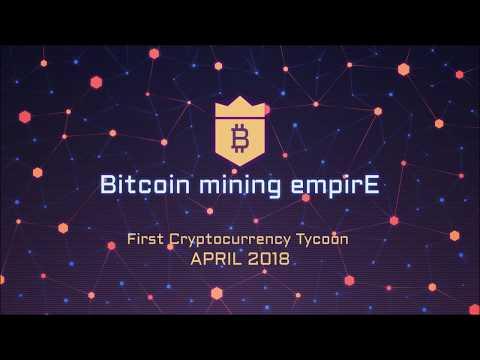 Bitcoin Mining Empire ingame Store