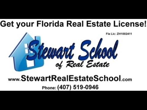 Florida Real Estate License Online Course