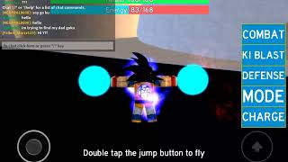 How To Get Infinite Energy! | Dragon Ball Burst (Roblox)