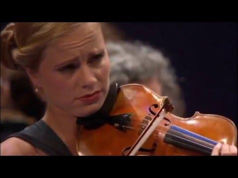 Julia Fischer - Violin Concerto in A Minor, Op. 53 (Antonin Dvorak)
