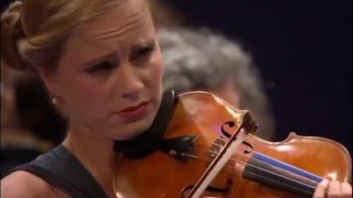 Julia Fischer - Violin Concerto in A Minor, Op. 53 (Antonin Dvorak)