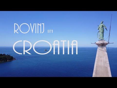 From Italy, to Slovenia, to Croatia (Rovinj) - 4K