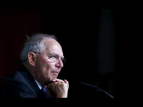 Wolfgang Schäuble on Greece's bailouts