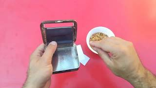 how to use cigaŗette rolling machine/tips