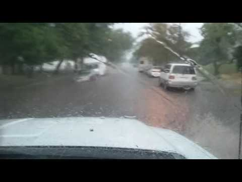 Flooding in Great Falls Montana 2