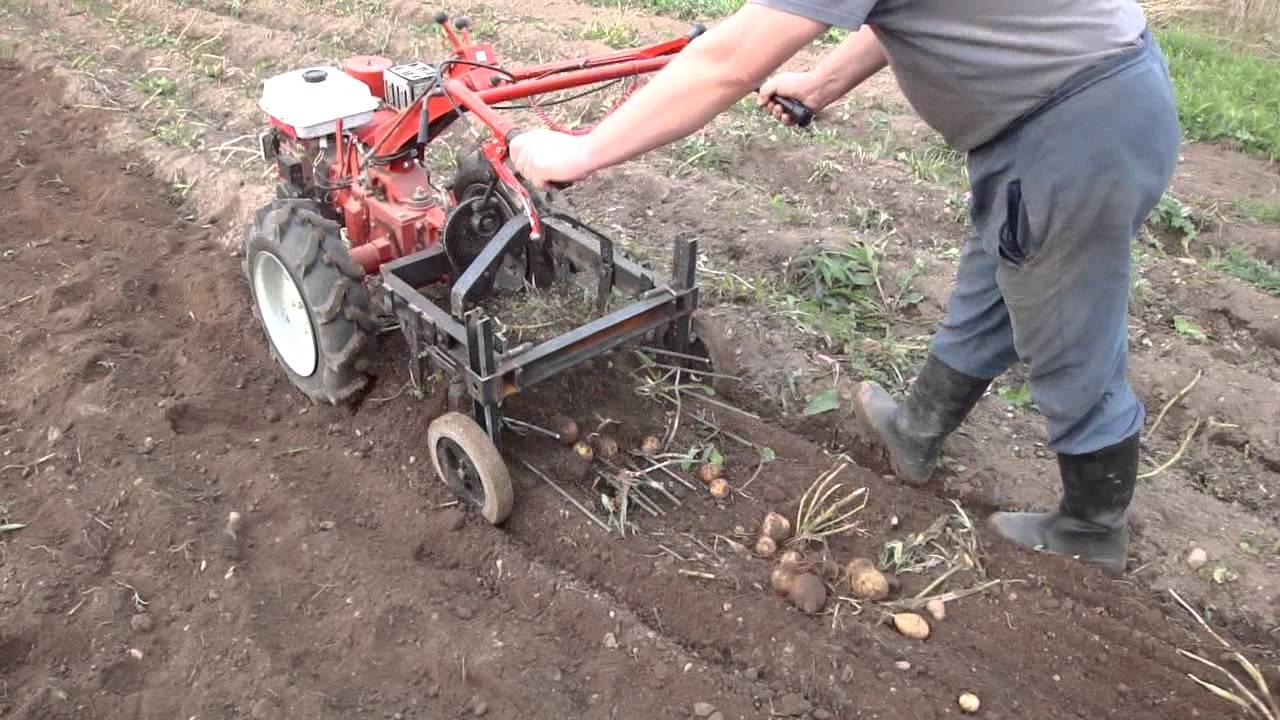 Копалка для огорода своими руками