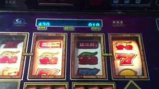 BellFruit Deal Or No Deal Fruit Machine £5 Jackpot Mega Streak Dropping