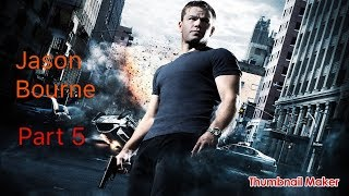 Jason Bourne Conspiracy gameplay part 5