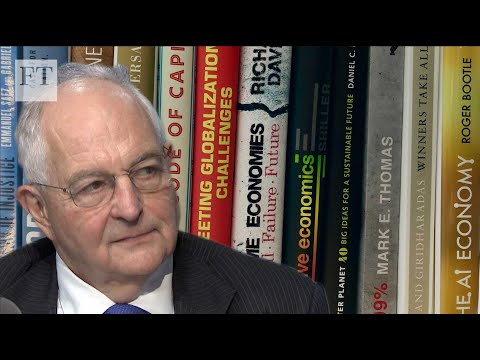 Martin Wolf's Economics Reading List | FT Podcast