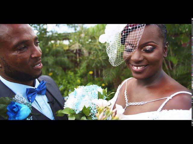 The Wedding of Keyon & Tasha Samuel (by VCMG Films / iLandMAX Media)