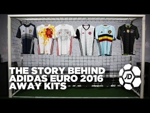 aa06ca1243c The Story Behind The adidas EURO 2016 Away Kits With Jürgen Rank. JD  Football