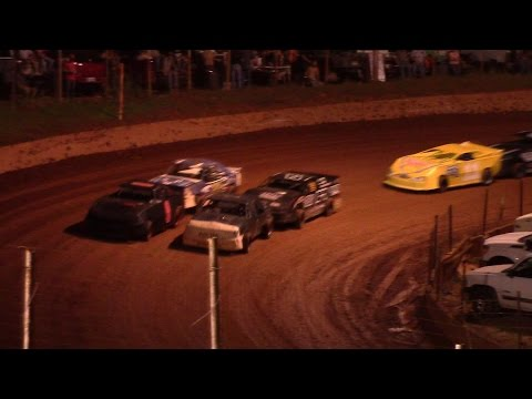 Winder Barrow Speedway Advanced Four Cylinders Race 8/8/15