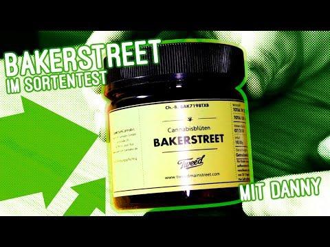Sortentest ─ Bakerstreet ─  Mary Jane Berlin ─ Bionorica hetzt gegen Blüten