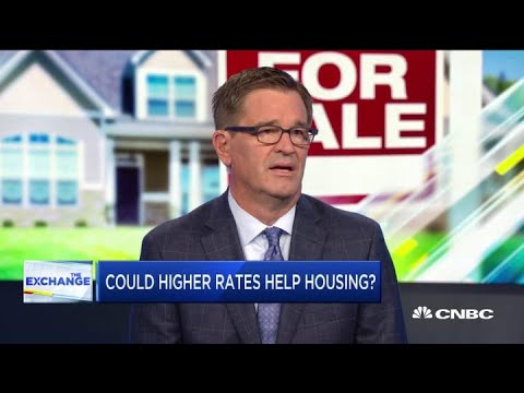 Here's The Impact High Mortgage Rates Are Having On The Housing Market
