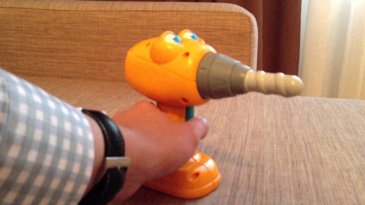 игрушка детская пила
