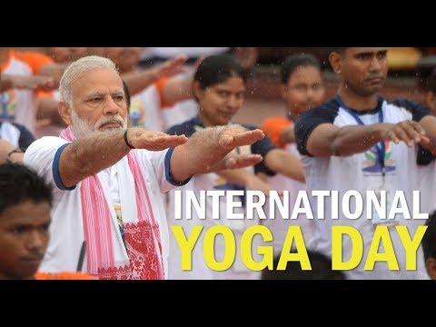 Yoga as important as salt in food, says PM Modi | International Yoga Day | Economic Times