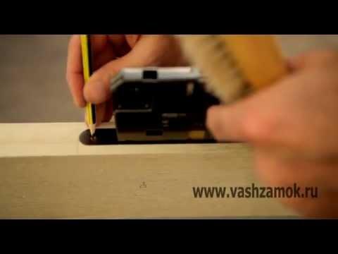 Установка дверной Ручки и