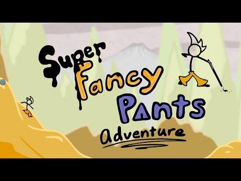 Super Fancy Pants Adventure Announcement Trailer