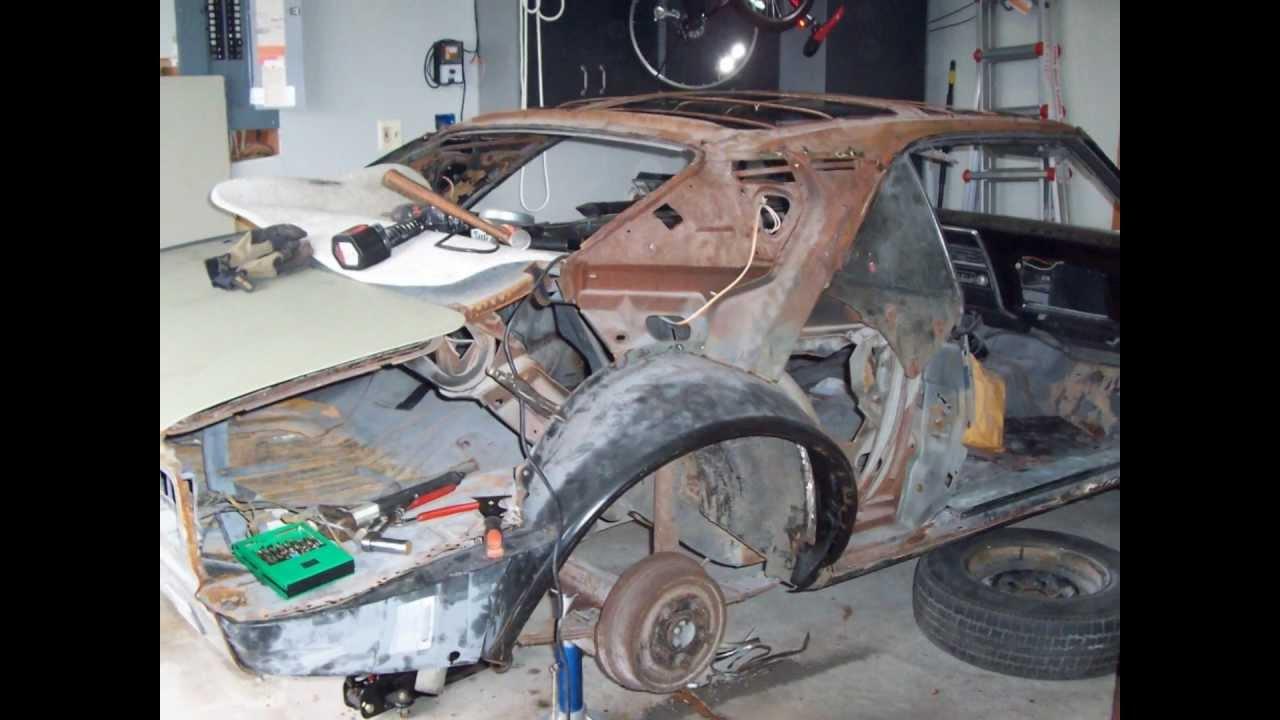 1967 Camaro RS Restoration