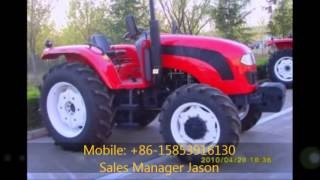 Walking Tractor, four Wheel Tractor Farm Implements,Mini skid steer loader,sanli tractor china