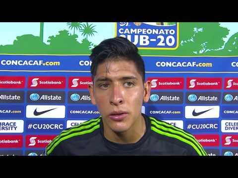 CU20 2017: Mexico vs Honduras Interviews