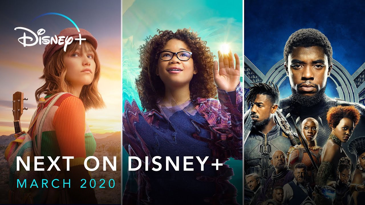 Everything Coming To Disney Plus In April 2020, Including 'Onward'