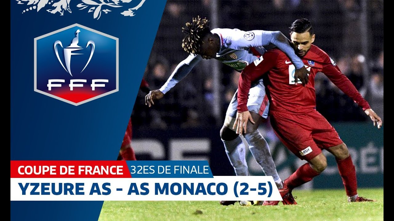 Изёр - Монако 2:5 видео