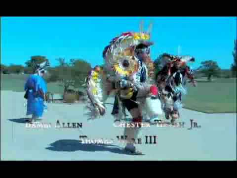 Comanche National Museum Dance Demonstration
