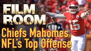 Film room: Patrick Mahomes TD Record drives NFL Top Offense | 49ers vs Kansas City Chiefs Highlights