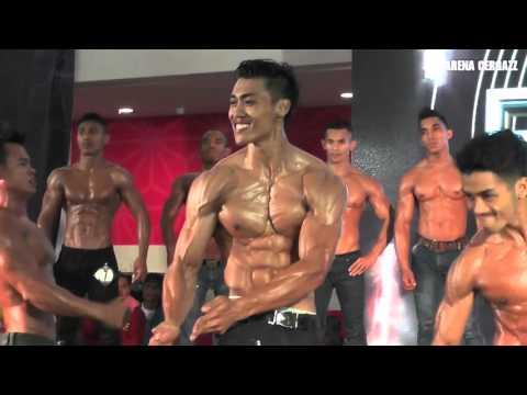 Wawan Bayu Riswana - Men of Steel Indonesia 2015
