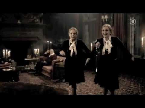 Die Kessler Zwillinge tanzen im Tatort