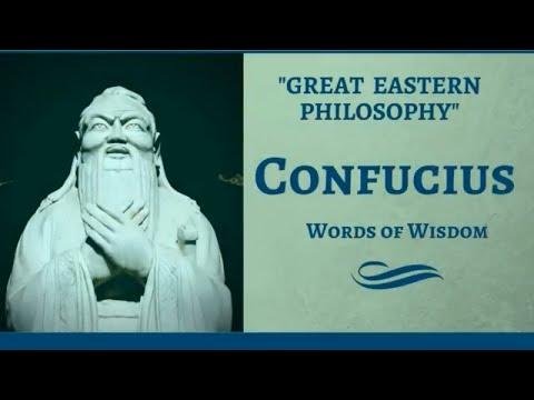 Confucius Quotes - Words of Wisdom - 34 Best