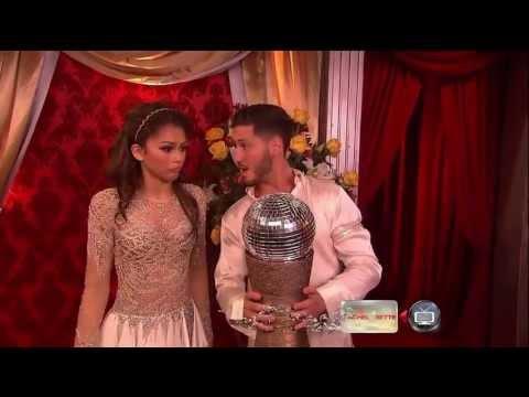 All of Val & Zendaya's Pre-Dance Clips