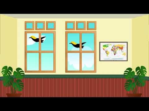 Background Ruang Kelas Animasi – Surabaya