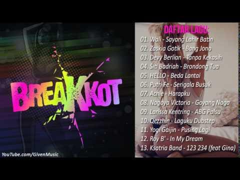 Breakbeat Remix Lagu Indonesia 2017 Mp3