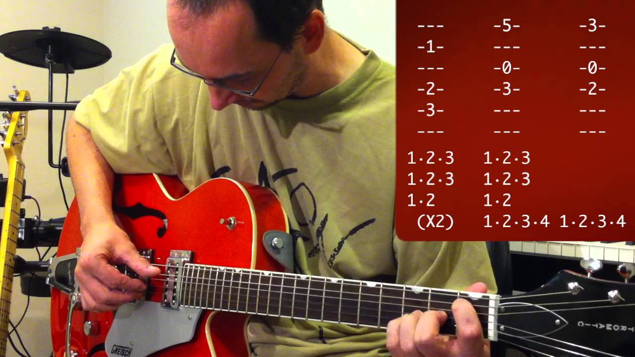 Radiohead Lotus Flower Lesson Youtube