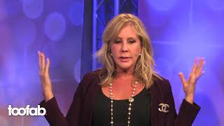Vicki Gunvalson On Tamra Judge's WWHL Appearance On Gay Rumors