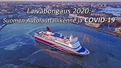 Laivabongaus 2020: Suomen Autolauttaliikenne ja COVID-19