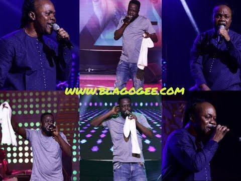 Daddy Lumba & Ofori Amponsah Perform on Stage At 2019 MTN Music Festival