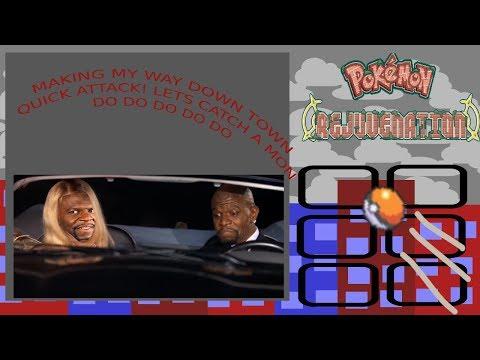 Making My Way...  Pokemon Rejuvenation Ep5