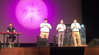 "Triple Threat : ""In Christ Alone"" The Church at Rock in Little Rock, Arkansas"