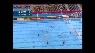 Водное поло. Чемпионат мира среди женщин 2007. Четвертьфинал. Россия -  Греция